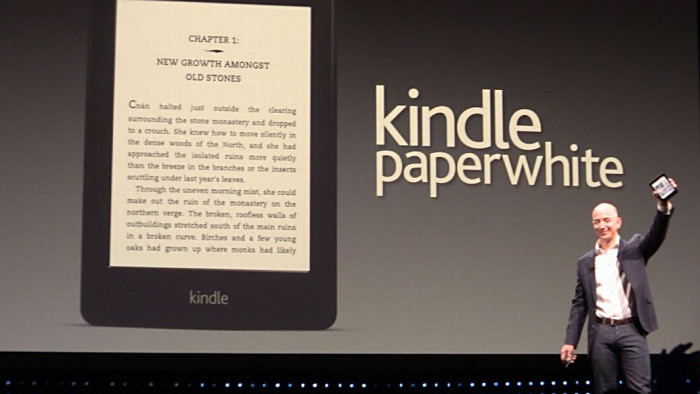 Taking A Look At The One And Only Kindle Paperwhite